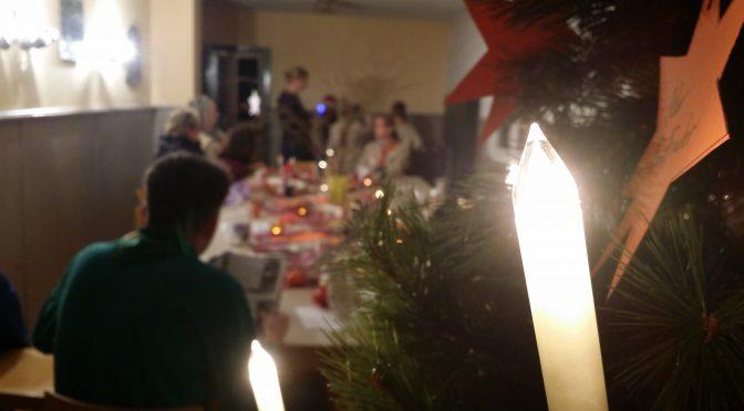 Weihnachtsfeier 2016